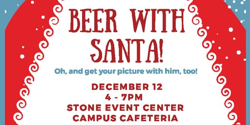Beer with Santa