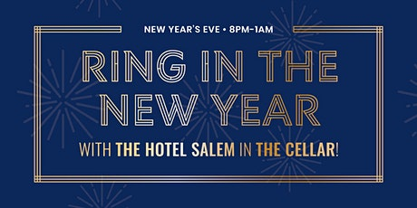 NYE 2020 Celebration in The Cellar! tickets