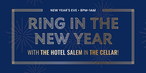 NYE 2020 Celebration in The Cellar!