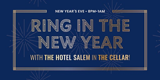 NYE 2020 Celebration in The Cellar!
