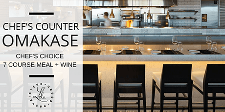 New Year's Eve Chef's Counter Omakase tickets