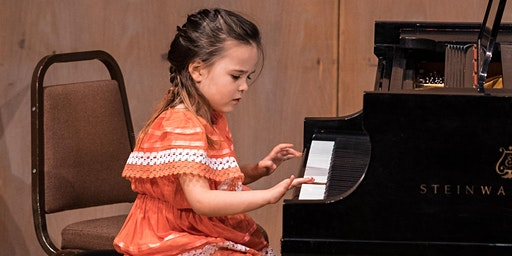Junior Piano and Composition Highlights Concert