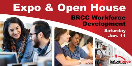 BRCC Workforce Development Expo & Open House tickets