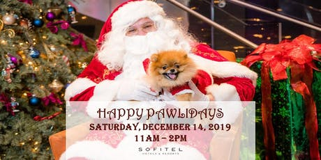 Happy Pawlidays 2019 tickets