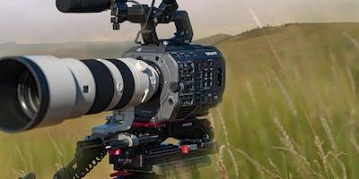 Sony FX9 Demo Day
