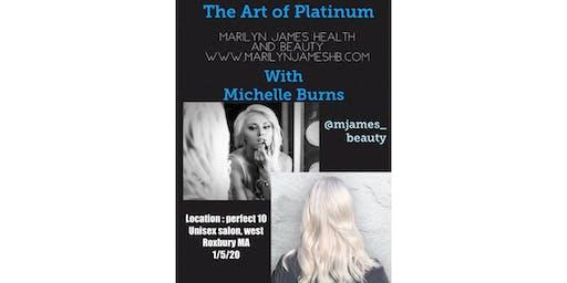 The Art of Platinum Blonde