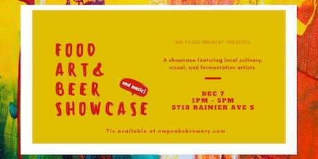 Food, Art, & Beer Showcase tickets