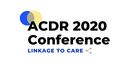 ACDR 2020 Conference tickets