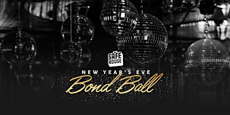 New Year's Eve Bond Ball tickets