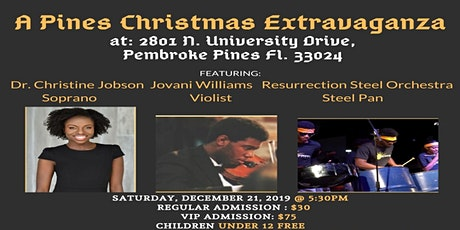 A Pines Christmas Extravaganza tickets
