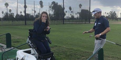 Adaptive Golf Clinic  tickets