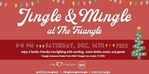 Jingle and Mingle at The Triangle