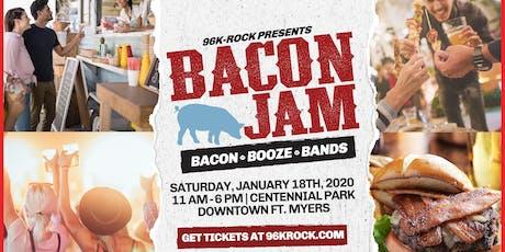 5th Annual Bacon Jam tickets