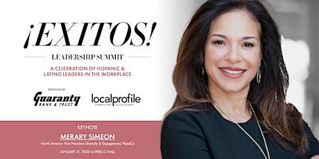 ¡EXITOS! Leadership Summit tickets