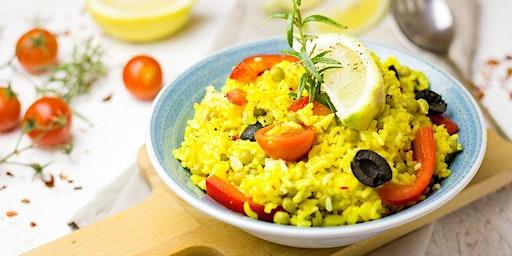 Vegetarian Mediterranean Kitchen