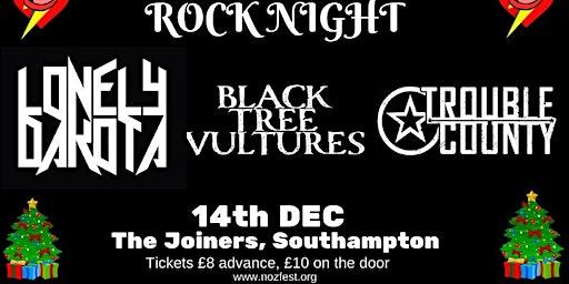 ROCK NIGHT - XMAS
