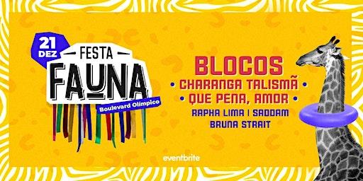 FAUNA convida: Charanga Talismã & Que Pena, Amor | Dose Dupla de Gin ✨
