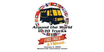 Food Truck A Palooza Tickets
