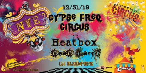 Welcome To The Circus NYE Celebration