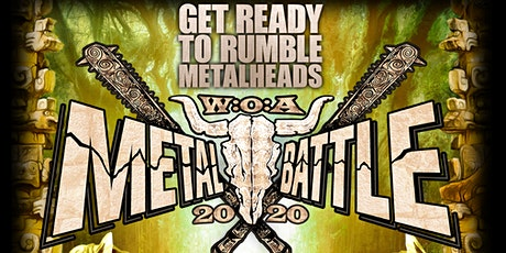 Wacken Metal Battle 2020 at The Funhouse tickets