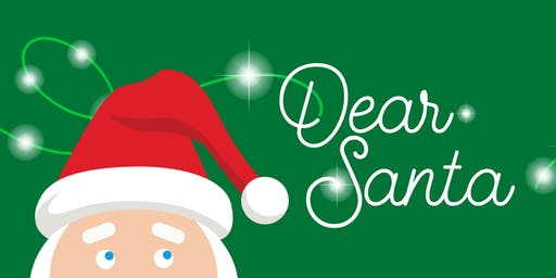 Write a letter to Santa @ Rosny Library