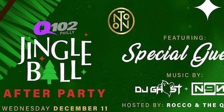Jingle Ball Afterparty @ Noto Philly Dec 11 tickets
