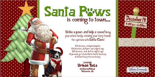 Santa Paws Pics With Pets