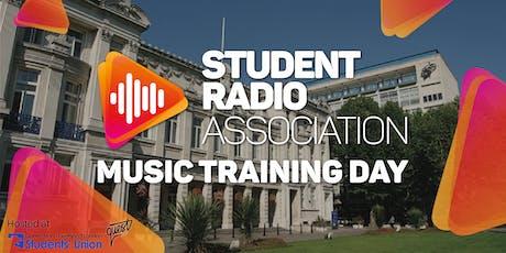 SRA Music Training Day 2020 tickets