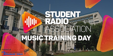 SRA Music Training Day 2020 tickets