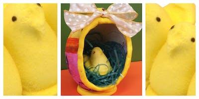 Parent & Child Create Night- Papier Mache Easter Egg (4-9 Years)