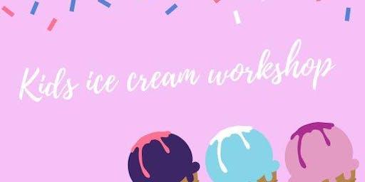 Ice Cream Making Class - Saturday December 21