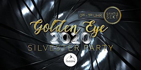 Golden Eye • Silvester Party • Passau Tickets