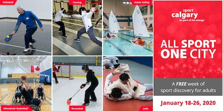 Aikido - LADIES ONLY (All Sport One City 2020) tickets