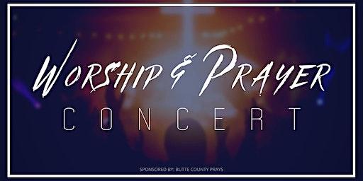 Worship & Prayer Concert