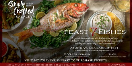 The Feast of the Seven Fishes tickets