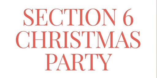 Section 6 Youth Christmas Party