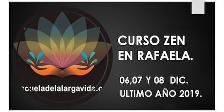 Curso Zen en Rafaela: 06,07 y 08 Diciembre 2019. entradas