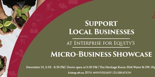 Annual Micro-Business Showcase