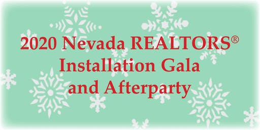 2020 Nevada REALTORS Installation Gala and Afterparty