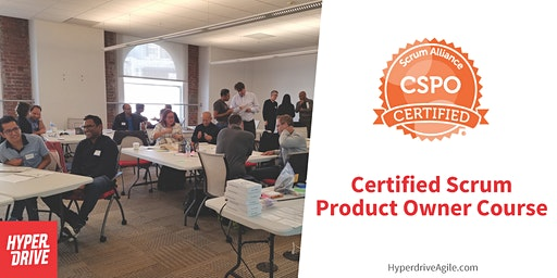 Certified Scrum Product Owner Course (CSPO) - San Francisco, CA