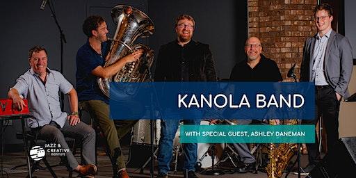 KANOLA Band - New Orleans Jazz!