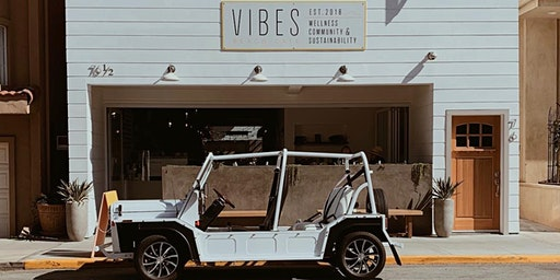 Vibes Beach Cafe 1 year Anniversary Celebration