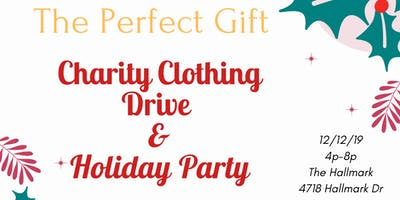 Healthcare Industry Holiday Party/Clothing Drive for Seniors