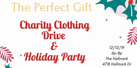 Healthcare Industry Holiday Party/Clothing Drive for Seniors tickets