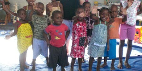 Charity Fashion *Tailoring for tots in Haiti*   tickets