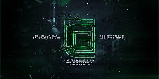 UX Gaming LAN powered by Marcel Trissler LAN Events