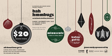 Bah Hmmbugs | An Intimate Holiday Showcase tickets