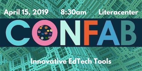 CLA Confab: Innovative EdTech Tools tickets
