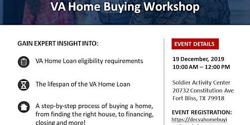 VA Home Buying Workshop