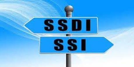 Beneficios Públicos en San Jose: Seguro de Ingreso Suplementario/SSI  tickets